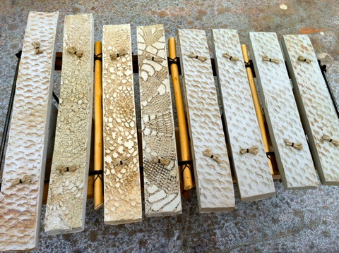 artisan fabriquant percussion clavier