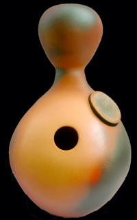 udu drum ceramic