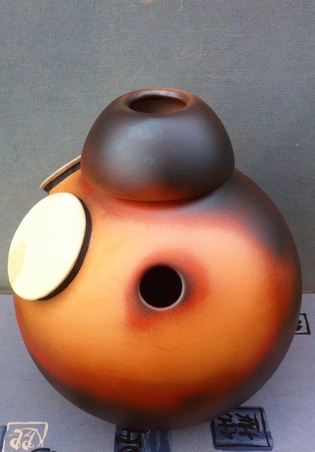 udu drum designs