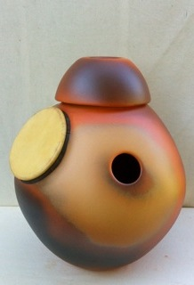 percussion udu argile